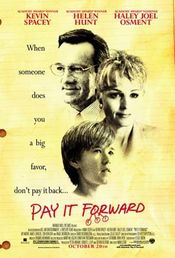 Poster Pay it forward