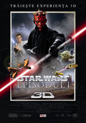 Poster Star Wars: Episode I - The Phantom Menace