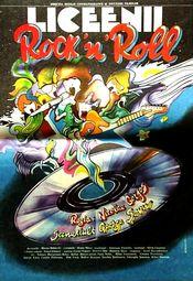 Poster Liceenii Rock 'n' Roll