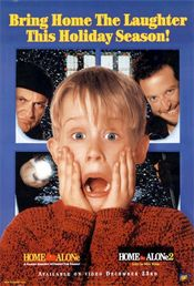 Poster Home Alone