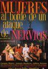 Mujeres al borde de un attaque de nervios