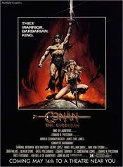 Poster Conan the Barbarian
