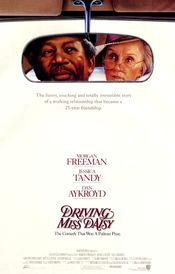 Poster Driving Miss Daisy