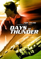Poster Days of Thunder