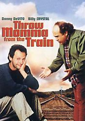 Poster Throw Momma from the Train