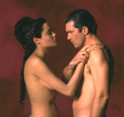 Angelina Jolie, Antonio Banderas n Original Sin ...