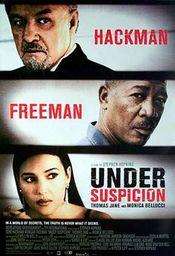 Poster Under Suspicion