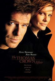 Poster The Thomas Crown Affair