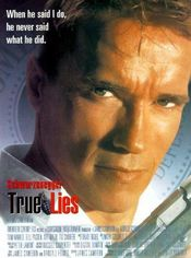 Poster True Lies