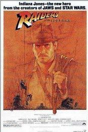 Poster Indiana Jones and the Raiders of the Lost Ark