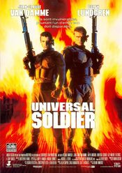 Poster Universal Soldier