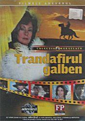 poster Trandafirul galben