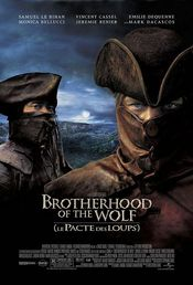 Brotherhood of the Wolf - Frăţia lupilor (2001)