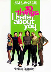 Poster 10 Things I Hate About You