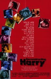 Poster Deconstructing Harry