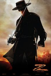 Poster The Mask of Zorro