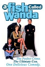 Poster A Fish Called Wanda