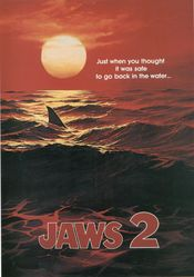 Poster Jaws 2