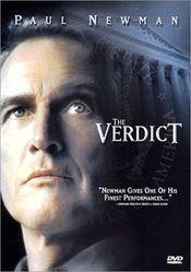 Poster The Verdict