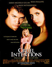 Poster Cruel Intentions