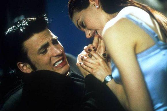 Chris Evans, Mia Kirshner în Not Another Teen Movie ...