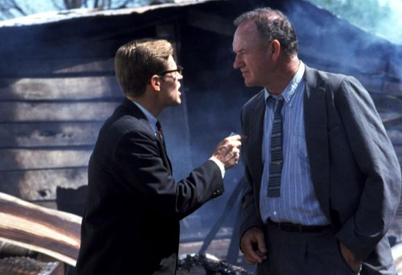 a critical review of the movie mississippi burning