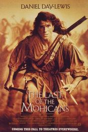 Poster The Last of the Mohicans