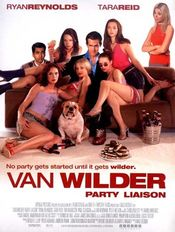 Poster Van Wilder: Party Liaison