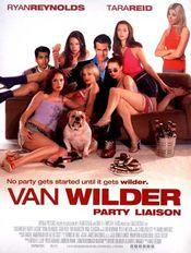 Poster Van Wilder: Party Liaison