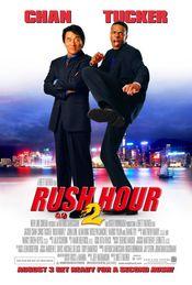 Poster Rush Hour 2