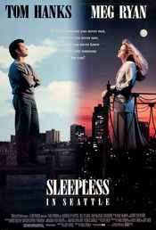 Poster Sleepless in Seattle