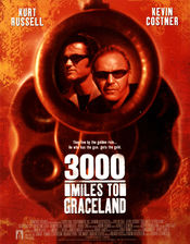 Poster 3000 Miles to Graceland