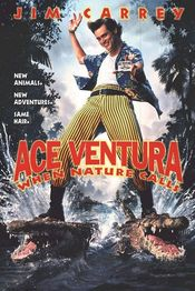 Poster Ace Ventura: When Nature Calls