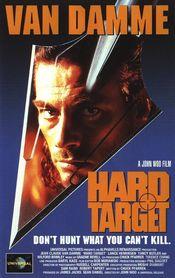 Poster Hard Target