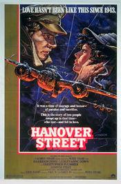 Poster Hanover Street