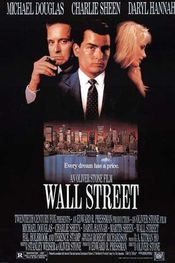 Poster Wall Street