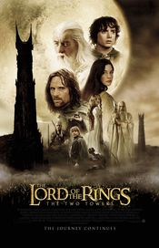 Poster The Lord of the Rings: The Two Towers