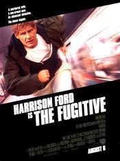 Poster The Fugitive
