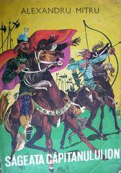 Poster Sageata capitanului Ion
