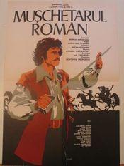 Poster Muschetarul roman