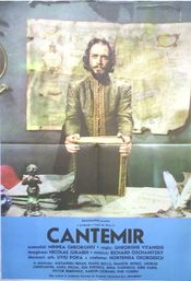 Poster Dimitrie Cantemir