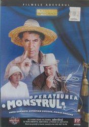 Poster Operațiunea Monstrul