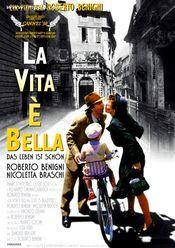 Poster La Vita e bella