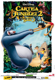 Poster The Jungle Book 2