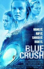 Poster Blue Crush