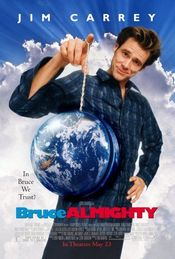 Poster Bruce Almighty