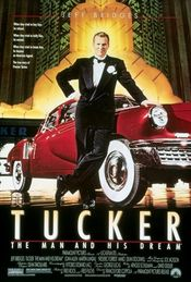 Poster Tucker: The Man and His Dream