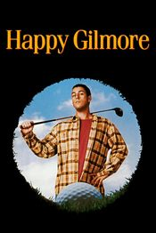 Poster Happy Gilmore