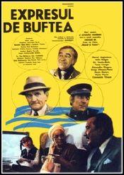 Poster Expresul de Buftea