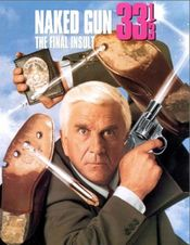Poster Naked Gun 33 1/3: The Final Insult